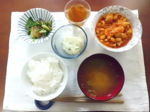 ひつじ雲の介護食(2015.9.16)
