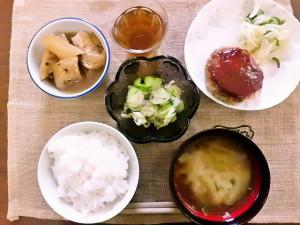 ひつじ雲の介護食(2015.10.06)