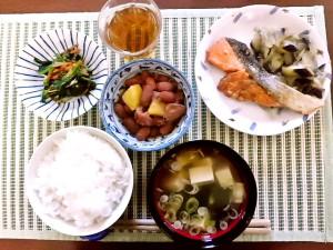 ひつじ雲の介護食(2015.10.07)