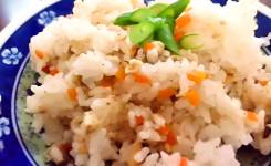 ひつじ雲の介護食(2015.10.12):五目寿司