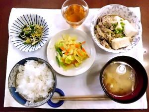 ひつじ雲の介護食(2015.10.15)