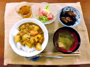 ひつじ雲の介護食(2015.10.16)