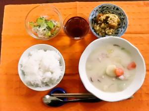 ひつじ雲の介護食(2015.10.20)