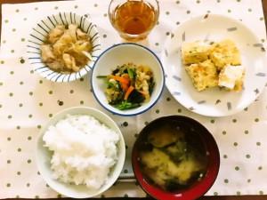 ひつじ雲の介護食(2015.10.26)