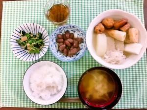 ひつじ雲の介護食(2015.10.27)