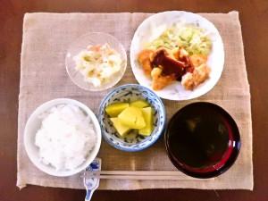 ひつじ雲の介護食(2015.10.29)