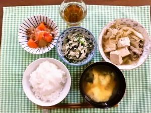 ひつじ雲の介護食(2015.11.15)