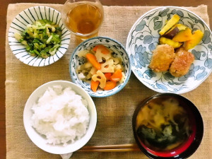 ひつじ雲の介護食(2015.11.16)