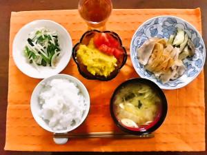 ひつじ雲の介護食(2015.11.22)