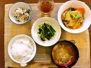 ひつじ雲の介護食(2015.11.27)