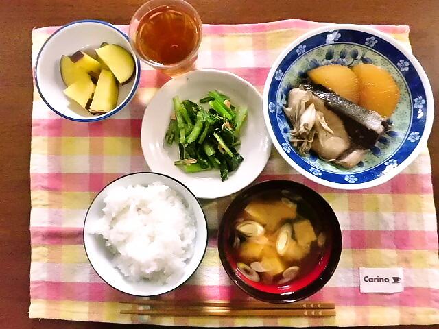 ひつじ雲の介護食(2015.12.08)