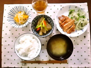 ひつじ雲の介護食(2015.12.23)