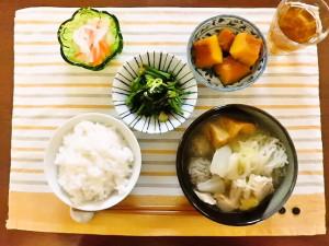 ひつじ雲の介護食(2016年1月10日)