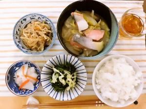 ひつじ雲の介護食(2016.1.14)